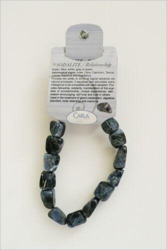 Sodalith Armbänder aus Mineralien Sodalith Armbänder r