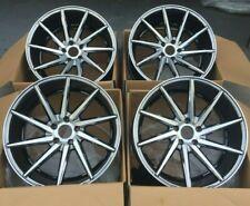 19 X 8595 Car Wheels Fits Audi Mercedes Benz Et 35 Pcd 5x112 Cb 666 Set 4