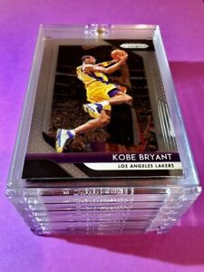Kobe-Bryant-PANINI-PRIZM-SOARING-BASKETBALL-CARD-HOT-INVESTMENT-Mint-Condition