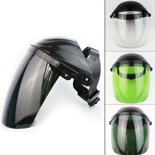 Clear Welding Grinding Mask Protect Screen Helmet Full-Face Protection Guard