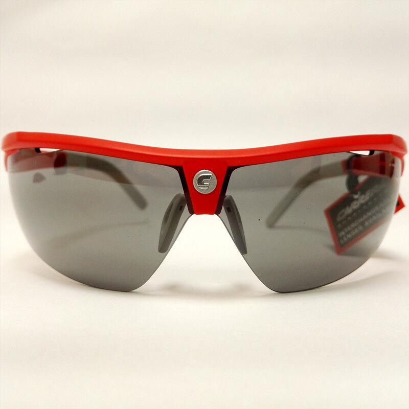 Carrera CTF02 Cycling Sunglasses - Matt Red - RRP .99 - FREE P&P