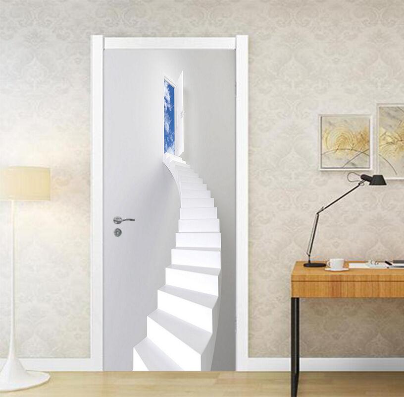 3D Treppen 731 Tür Wandmalerei Wandmalerei Wandmalerei Wandaufkleber Aufkleber AJ WALLPAPER DE Kyra | Elegantes Aussehen  | Niedrige Kosten  | Billig  abf86d