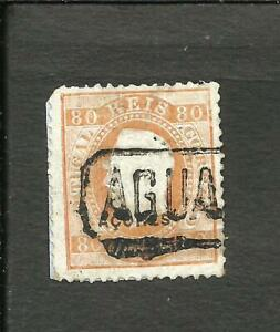 PORTUGAL-AZORES-YV-42-A-USED-ON-FRAGMENT