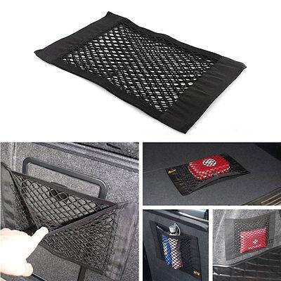 Autositztasche KFZ Rückenlehnentasche Rücksitz Tasche Netz Nylon Storage Bag Net