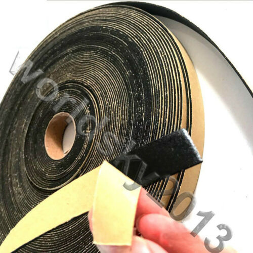1m Self-Adhesive Foam Sealing Tape Sponge Gasket EVA Sealing Strip 5-18mm Width