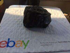 8oz + or - Lump Of Coal Real Pennsylvania Coal Anthracite Funny ...