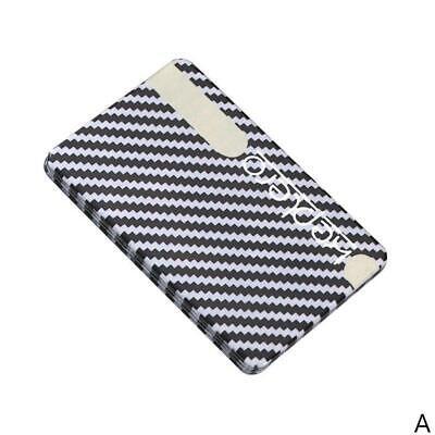 Carbon Fiber Magnetic Wallet, PITAKA Modular Slim Light Black Card Holder Series