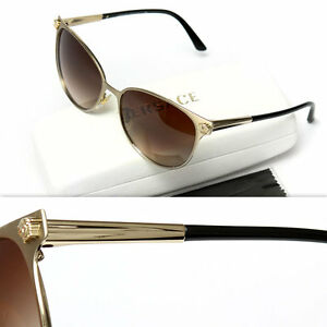 2c773f4c6584 Gianni Versace Vintage Sunglasses Medusa Gold - Bitterroot Public ...