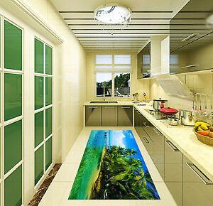 Initiative 3d Tropical Paysages Océan Décor Mural Murale De Mur De Cuisine Aj Wallpaper Fr Forte RéSistance à La Chaleur Et à L'Usure