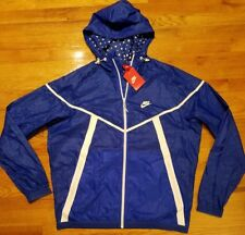 01865f91ec7d  RARE  NIKE Sportswear Tech Windrunner Jacket mens XL training hypermesh  duke