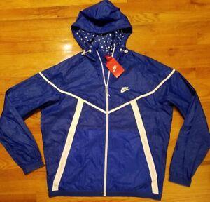 bf037de2e0b7 Image is loading RARE-NIKE-Sportswear-Tech-Windrunner-Jacket-mens-XL-