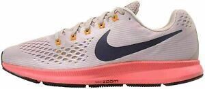 Nike-Air-Zoom-Pegasus-34-Men-039-s-Running-Shoes-880555-200-Moon-Particle-NEW