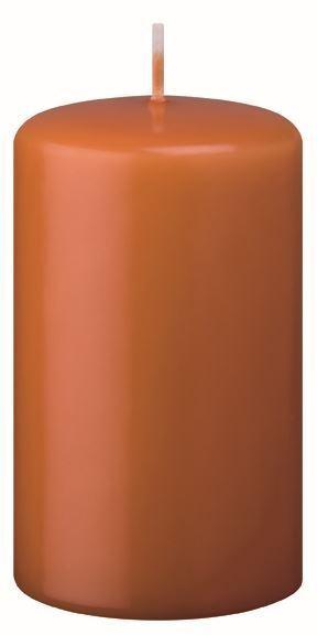 Stumpenkerzen, Kerzen Stumpen, Cotto, Auswahl aus 32 Größen, Qualitätskerzen