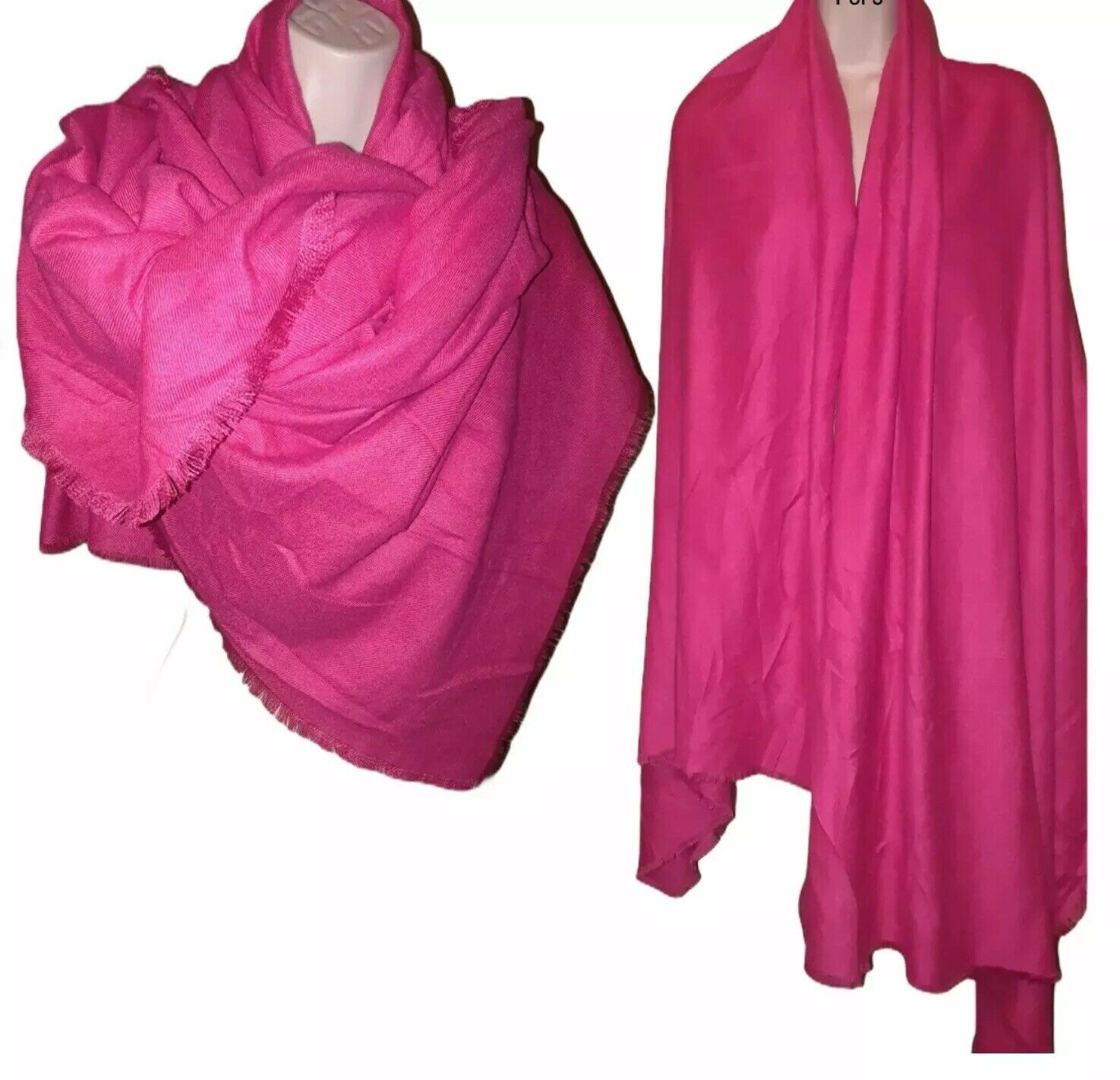A New Day Pink Xtra Large Scarf