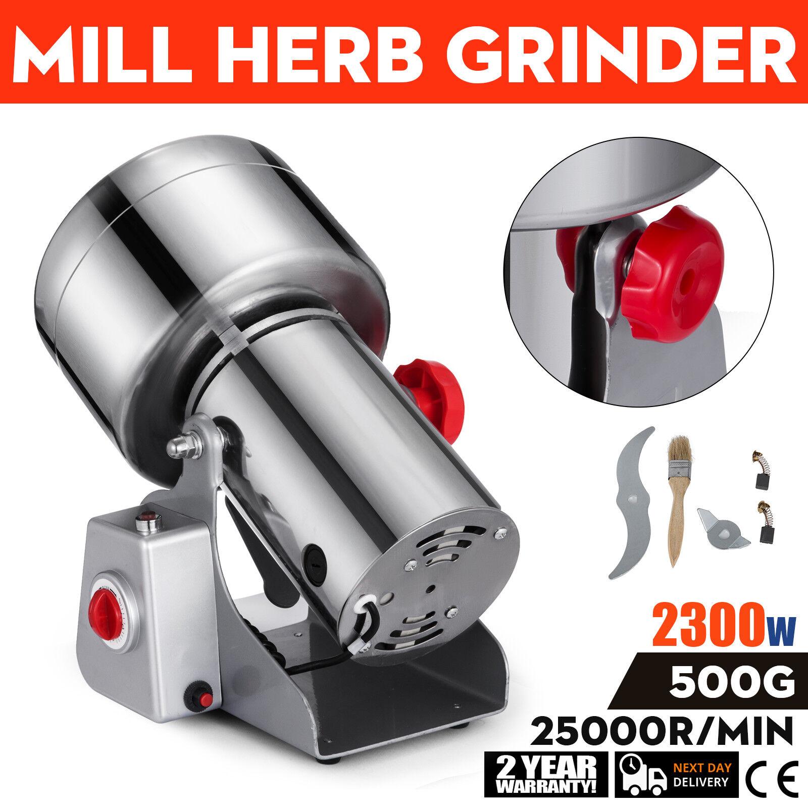 500g Café épices Grain Broyeur Grinder Moulin Pepper Assaisonnement Herbes