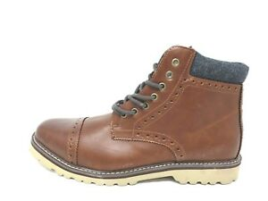 58de568afa1 NEW! Men's SONOMA Goods for Life Reddan Casual Boots- Brown 201H am ...
