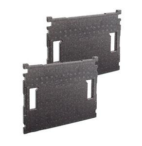 2-St-L-Boxx-Deckeleinlage-Deckelpolster-fuer-L-BOXX-102-374-nur-altes-Modell