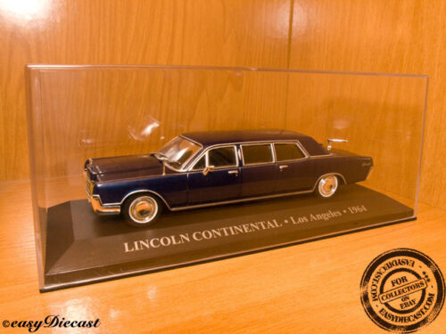 LOS ANGELES 1964 1:43 MINT!!! LINCOLN CONTINENTAL