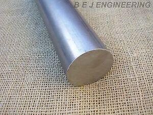 EN3-20mm Dia Bright Mild Steel Round Bar 1 Piece 100mm Long