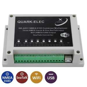 QUARK-QK-A031-NMEA-0183-Multiplexer-with-SeaTalk-Converter