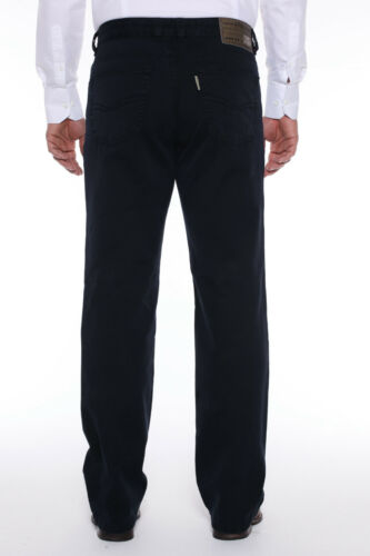 Joker Jeans Harlem Walker Navy, Dark Blue 380021 Business Trousers