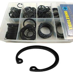Circlip-Set-250-assorted-large-Circlips-20-45mm-snap-ring-Circlips-external-clip