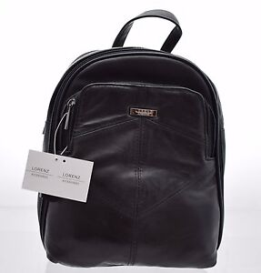 e4ea2cd5a Image is loading Ladies-Women-Leather-Small-Soft-backpack-Rucksack-Shoulder-