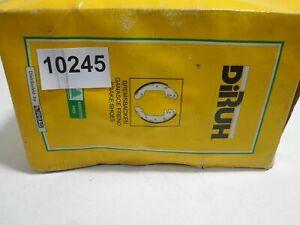 Brake Shoes Brake Shoe Rhiag FORD Escort GF643.00 8013906454336