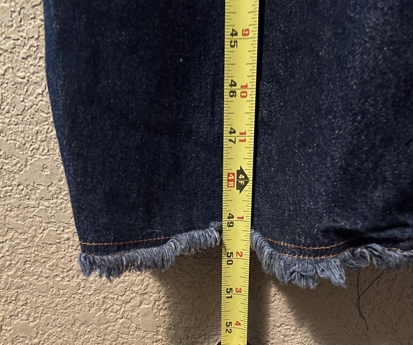 Paris Blues Originals Denim Dress Small Cotton Sn… - image 12