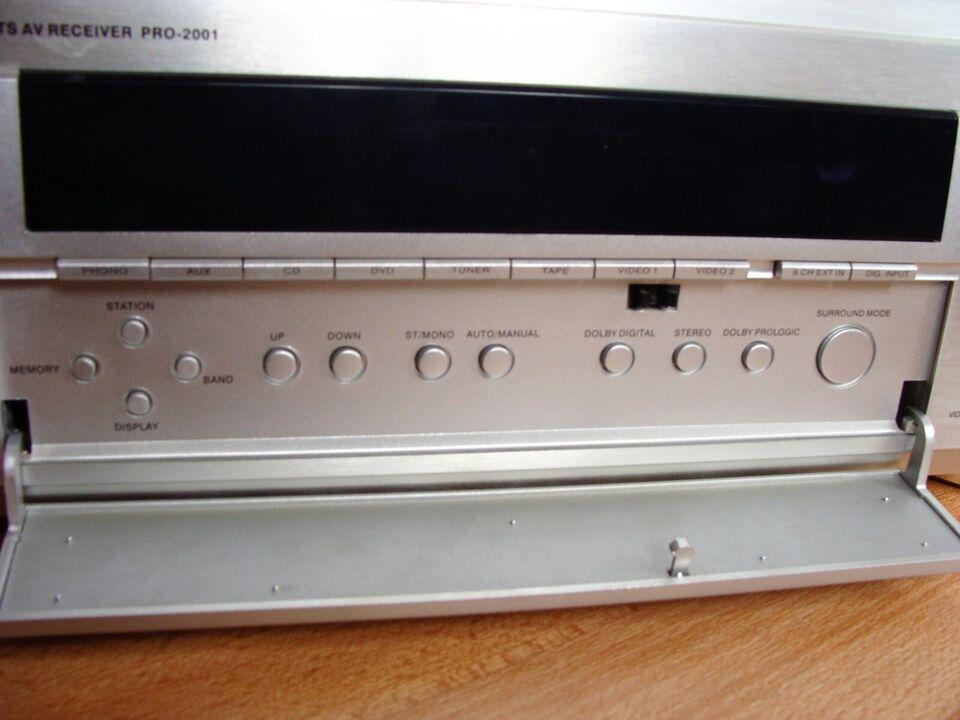 Forforstærker, Dantax, Dantax Pro 2001