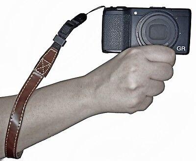 HAND WRIST STRAP GRIP ADATTO A CANON EOS 2000D 4000D 250D 1200D 1300D 8000D M3