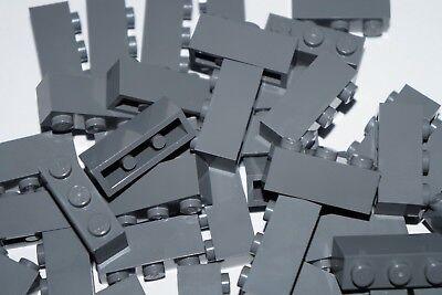 NEW LEGO 40 x LIGHT GREY BRICKS 1x4 No 3010 CITY-STAR WARS-MOVIE Bulk Joblot