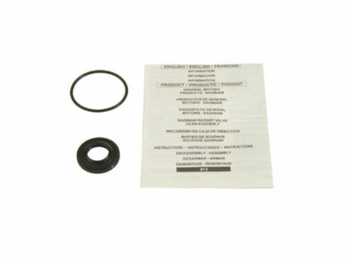 For Chevrolet Silverado 2500 HD Steering Gear Input Shaft Seal Kit 78339XC