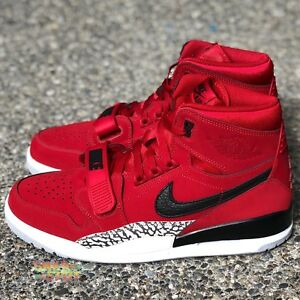 Nike Air Jordan Legacy 312 - Toro Red