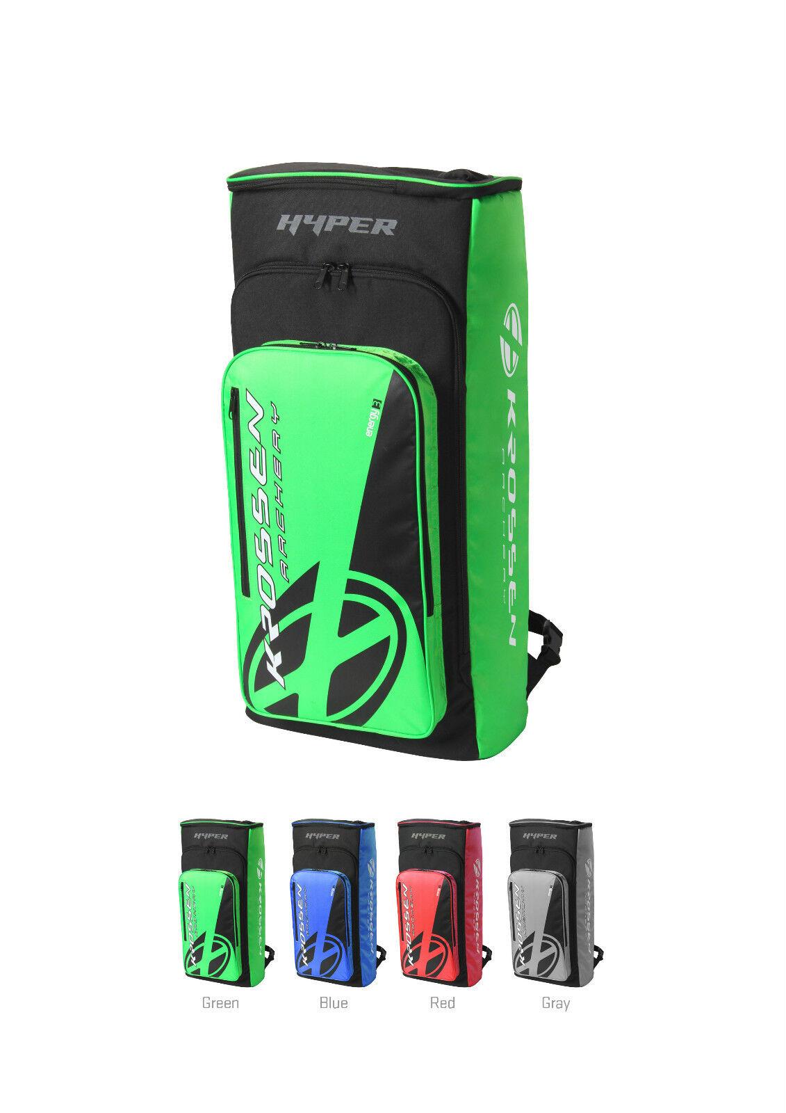 Nouveau krossen Tir Hyper à L'Arc Hyper Tir Récurve Bow Back Pack Sac à dos Sac à dos sac étui 1c1f9b