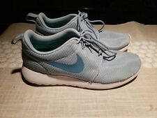 reputable site 2dad0 6d1ce item 5 Nike Roshe One Men s light blue White Mesh Running Shoes Size 9 -Nike  Roshe One Men s light blue White Mesh Running Shoes Size 9