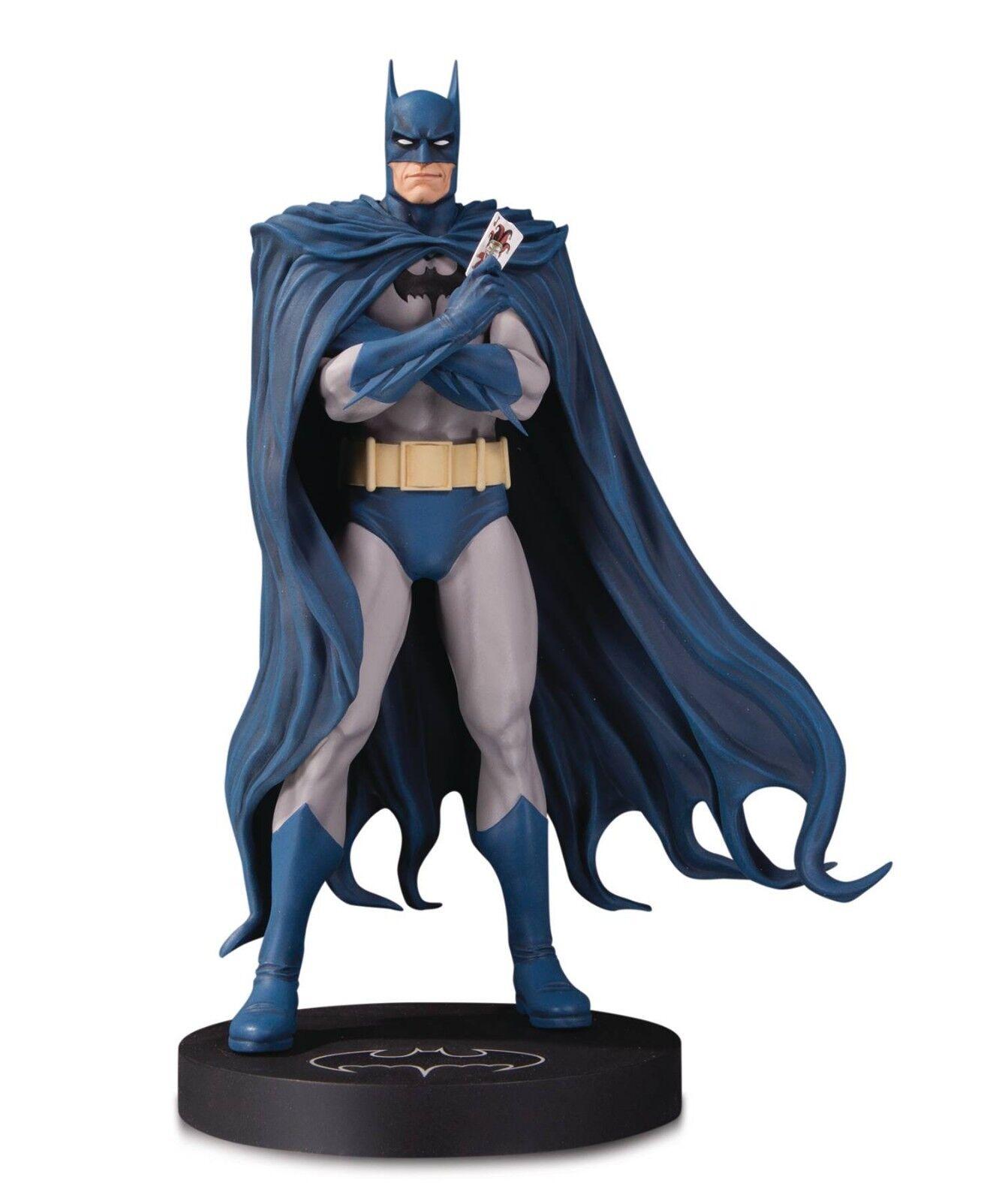 Dc - serie batman von brian bolland mini - statue - neu   boxen