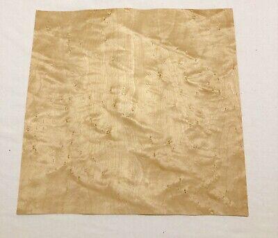 "29.5"" X 13.5"" 5 Sheets Purple Poplar Wood Veneer 13 Sq Ft"