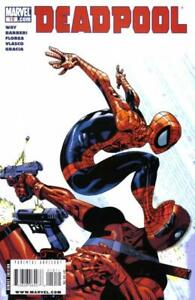 Marvel-Deadpool-Comic-19-Spider-Man-2010-1st-Appearance-Hit-Monkey-NM