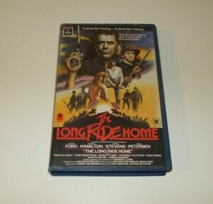 The-Long-Ride-Home-VHS-Pal-RCA-Columbia-Original-Clam