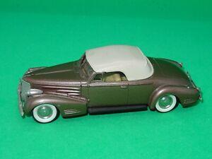 BROOKLIN-Models-Diecast-scala-1-43-N-14-CADILLAC-V16-Cabrio-Coupe