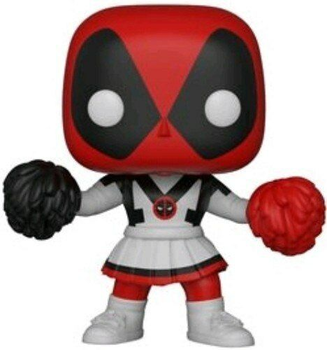 -FUN31115 Cheerleader Deadpool Pop Vinyl Deadpool RS