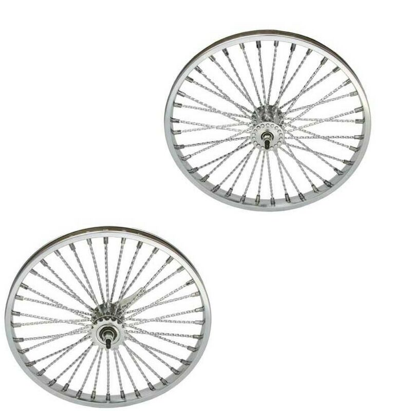 1 DAY ONLY SALE  PRICE 20  TWISTED Wheel Set Lowrider Rear Coaster Bicycle Bike  guaranteed