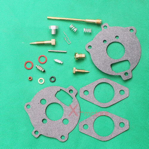 Carburetor Rebuild kit for Briggs /& Stratton Engine models 190401 190402 190403