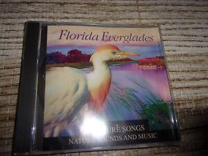 FLORIDA-EVERGLADES-CD-NEW-SEALED