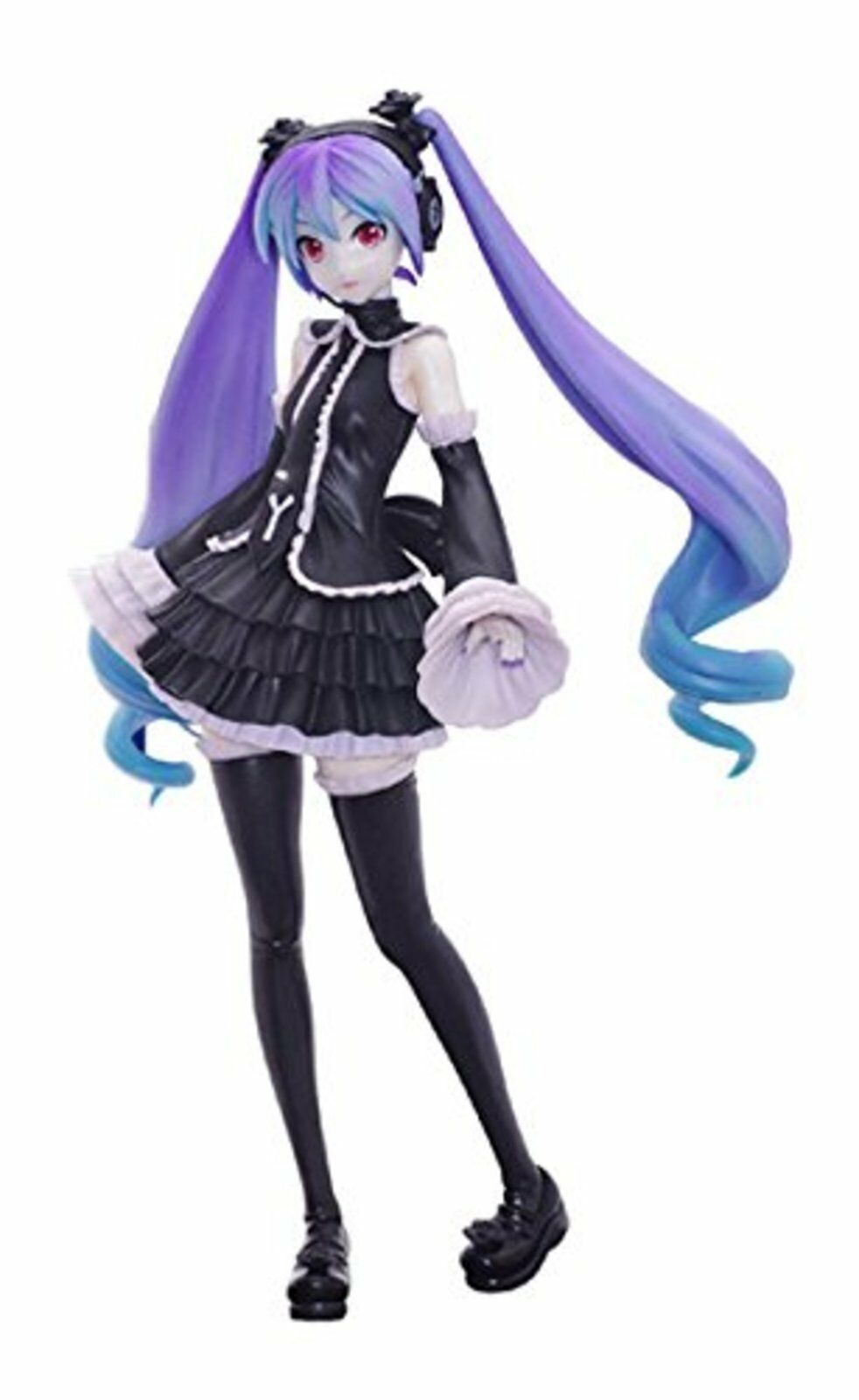 Sega Project Diva Arcade Future Tone Hatsune Miku Super Premium Action Figure,