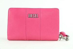 Beliebte Marke Diesel Geldbörse Moonstone Pr472 X01611 H4633 Rosa +neu+ Lassen Sie Unsere Waren In Die Welt Gehen
