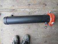 4 Heat Exchanger 20' 3/8 Tubing