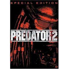 Predator 2 - 2 Disc DVD - Special Edition - Uncut - OOP - Stephen Hopkins