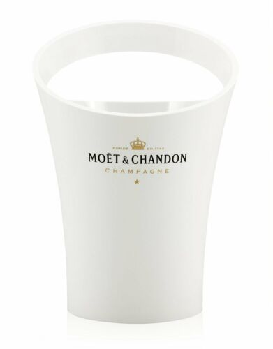 Moet Chandon Ice Imperial Acrylic Champagne Bucket and Scoop Brand New